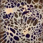 Kreolisierung, 110 x 120 cm, 2008