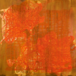 Keine Sorge, es ist nichts Ernstes, 150 x 160 cm, 2008