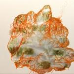 Genom, 140 x 150 cm