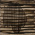 Curtain 1, 60 x 60 cm