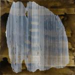 Curtain 2, 60 x 60 cm