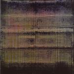 Darkness my old friend,  140 x 150 cm