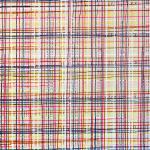 Infames Stück,  130 x 130 cm