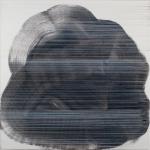 Schall und Rauch.  40 x 40 cm