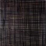 Grundbrummen der Seele II (I want it  darker) Hommage to Leonhard Cohen  Acryl auf Leinwand, 160 x 200 cm