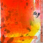 Breakup Acryl auf Leinwand, 160 x 180 cm