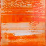 Verlaufsstudie Acryl auf Leinwand, 50 x 60 cm,2020