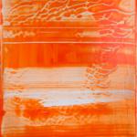 """""""Hommage an die Orangen von Hans von Marees"""" Acryl auf Leinwand, 50 x 60 cm"""