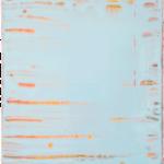 Gut gelaufen, Lack auf Leinwand , 50 x 60 cm, 2020