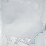 """""""Es ist, als sei der Raum noch immer warm, von seiner Gegenwart"""", Acryl auf Holz, 50 x 60 cm, 2020"""
