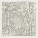 Ein Netz von Beziehungen, 30 x 30 cm, Tinte auf Papier