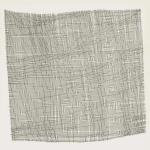 Umgang mit dunklen Gefühlen, 30 x 30 cm, Tinte auf Papier